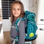 przedszkolne przymiarki plecak ergobag bubukids backtoschool