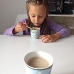Przemokymy do suchej nitki teraz kawa i kakao