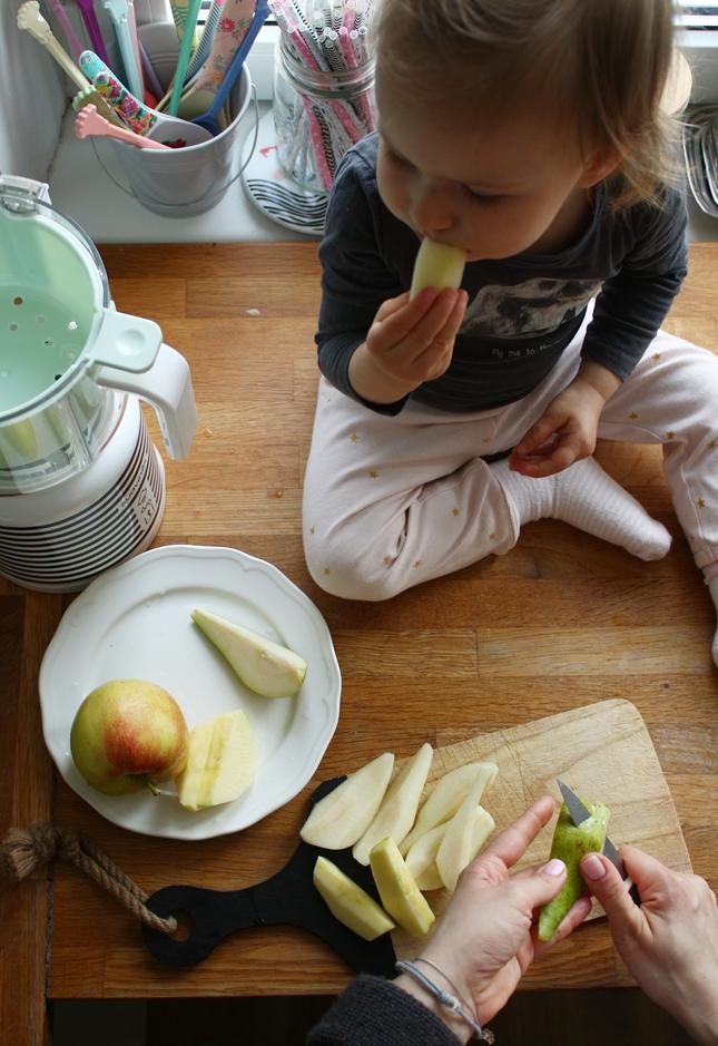 Gotowanie Dla Półtorarocznego Dziecka Na Przykładzie Panny Hanny