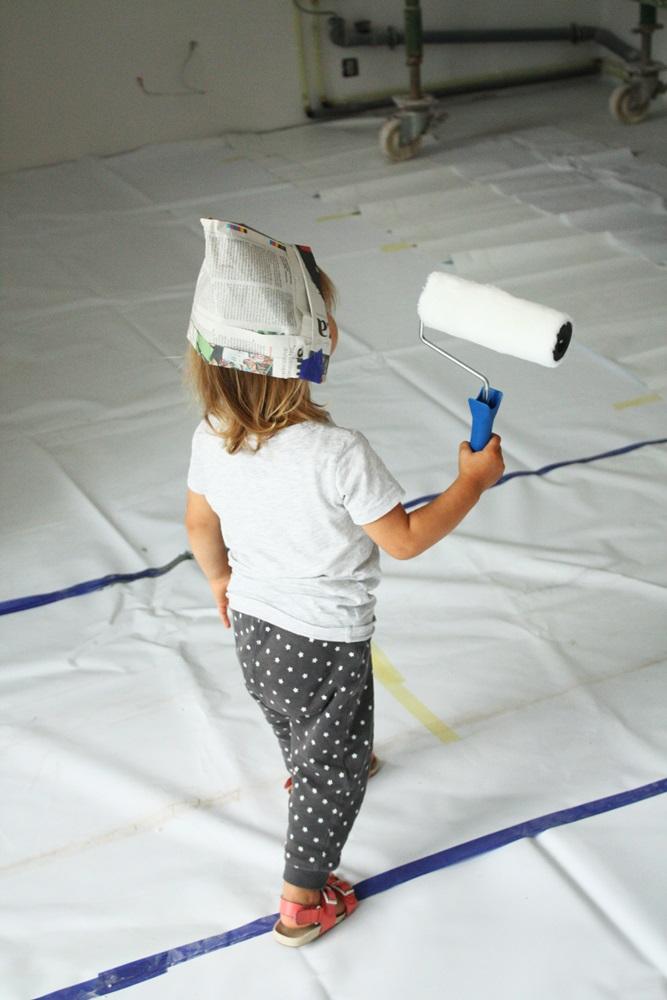 malowanie ścian
