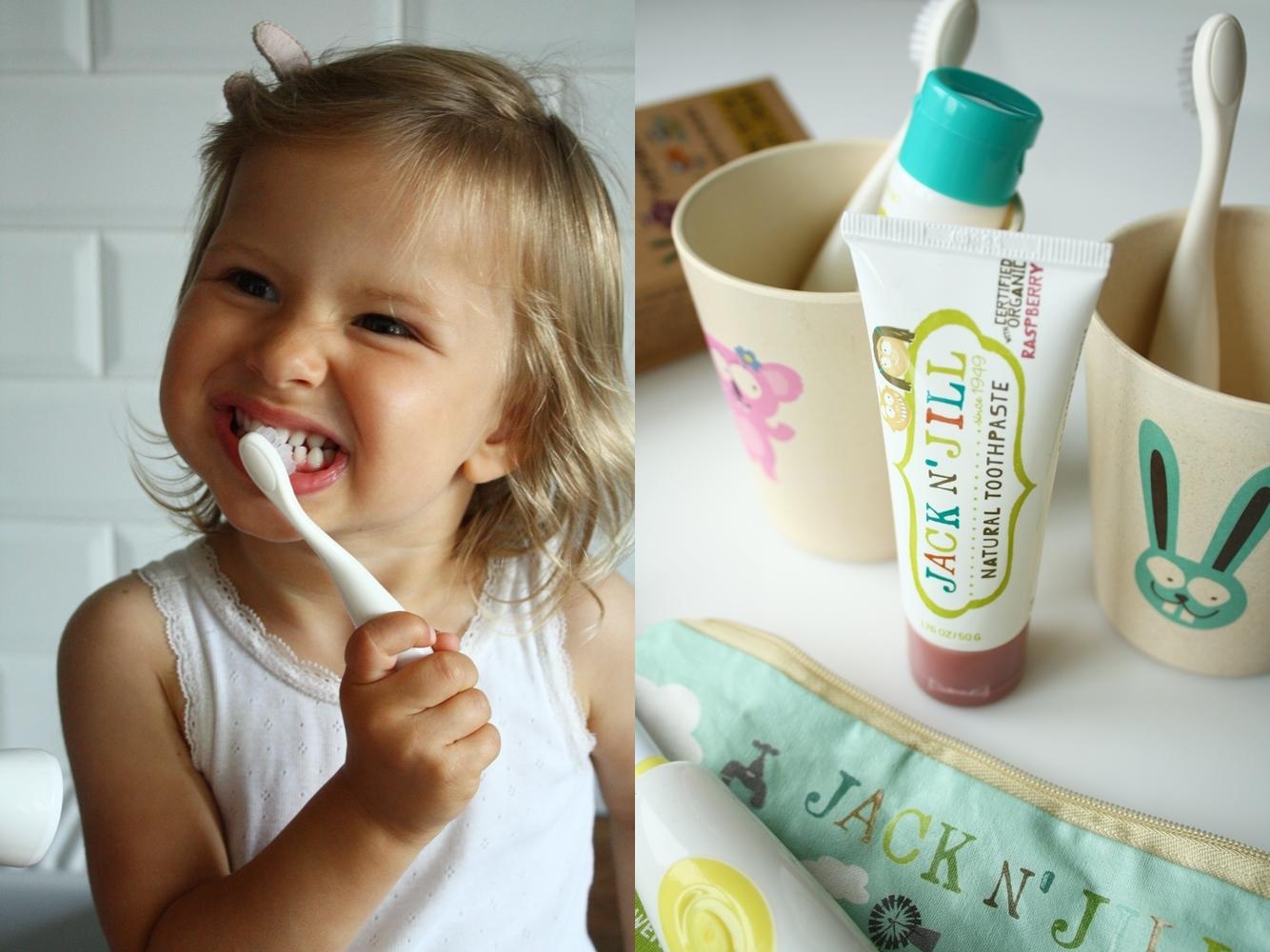 pasta do zębów dla dzieci