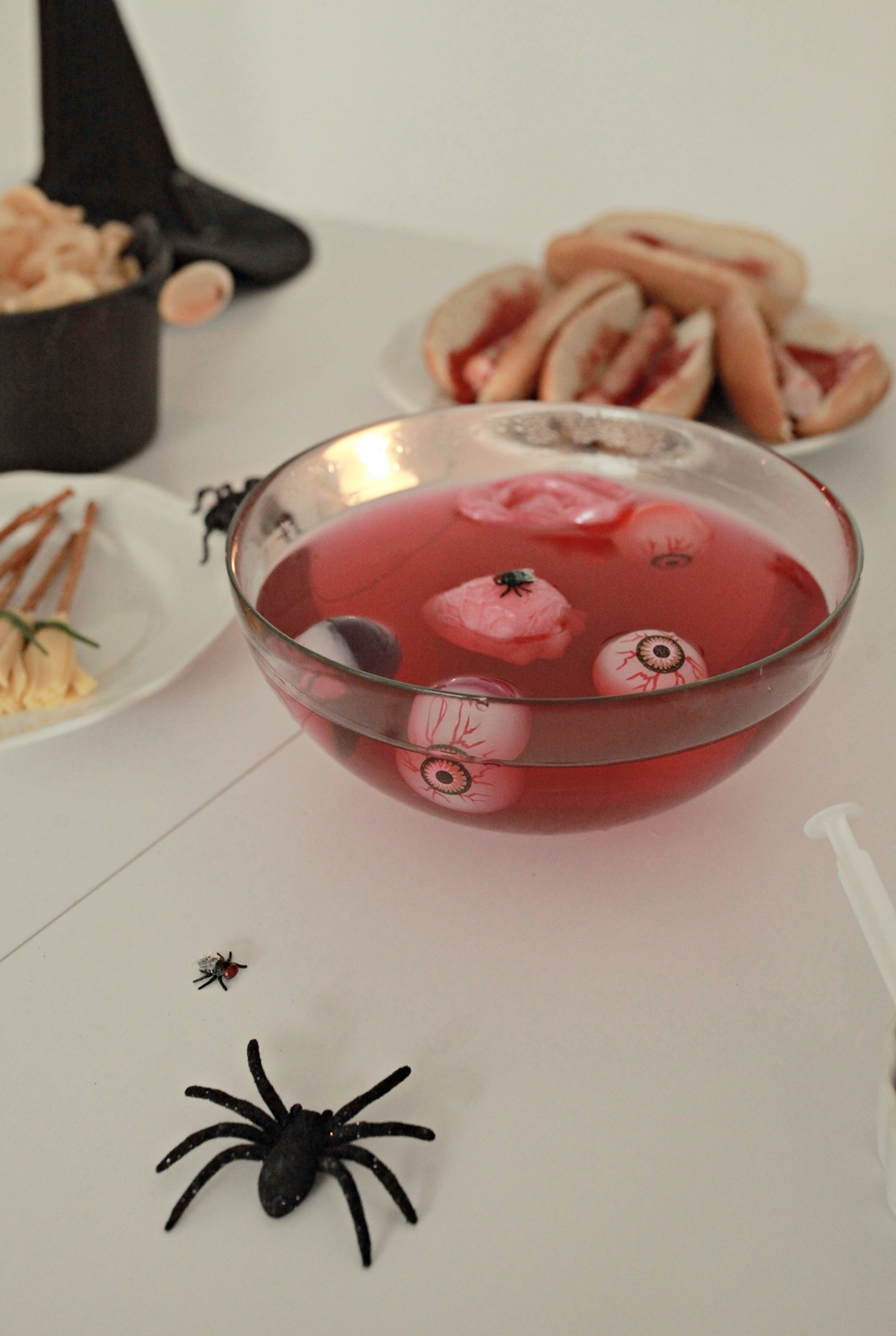 halloween jedzenie