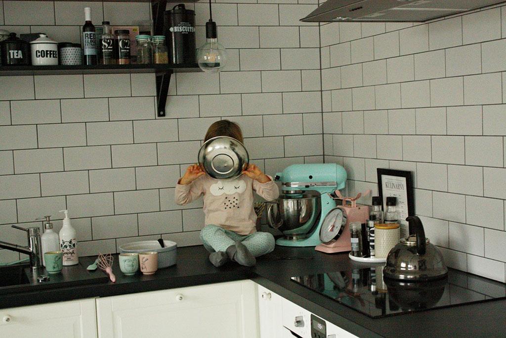pastelowe dodatki kuchenne