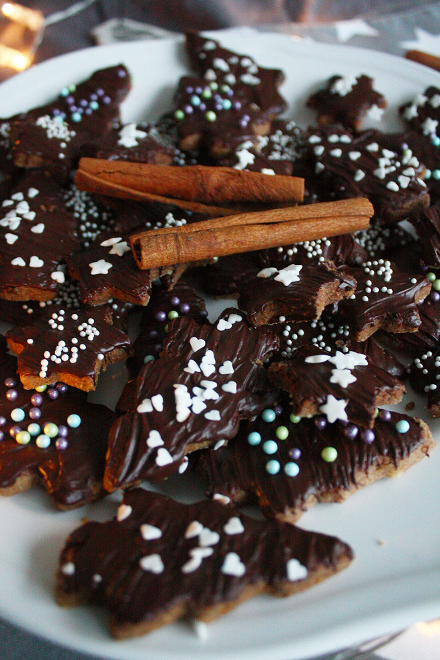kruche ciasteczka z cynamonem