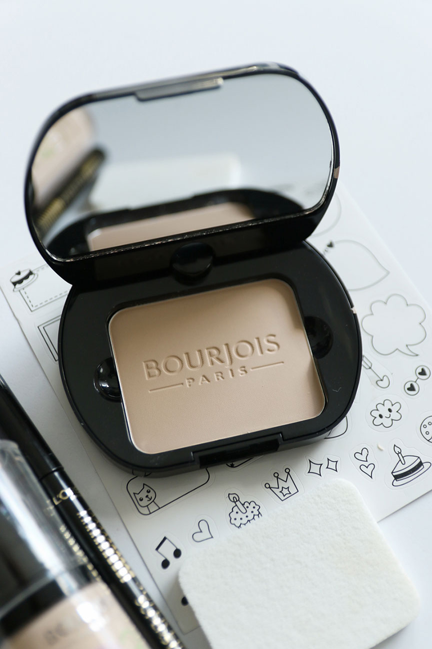 puder Bourjois Silk Edition