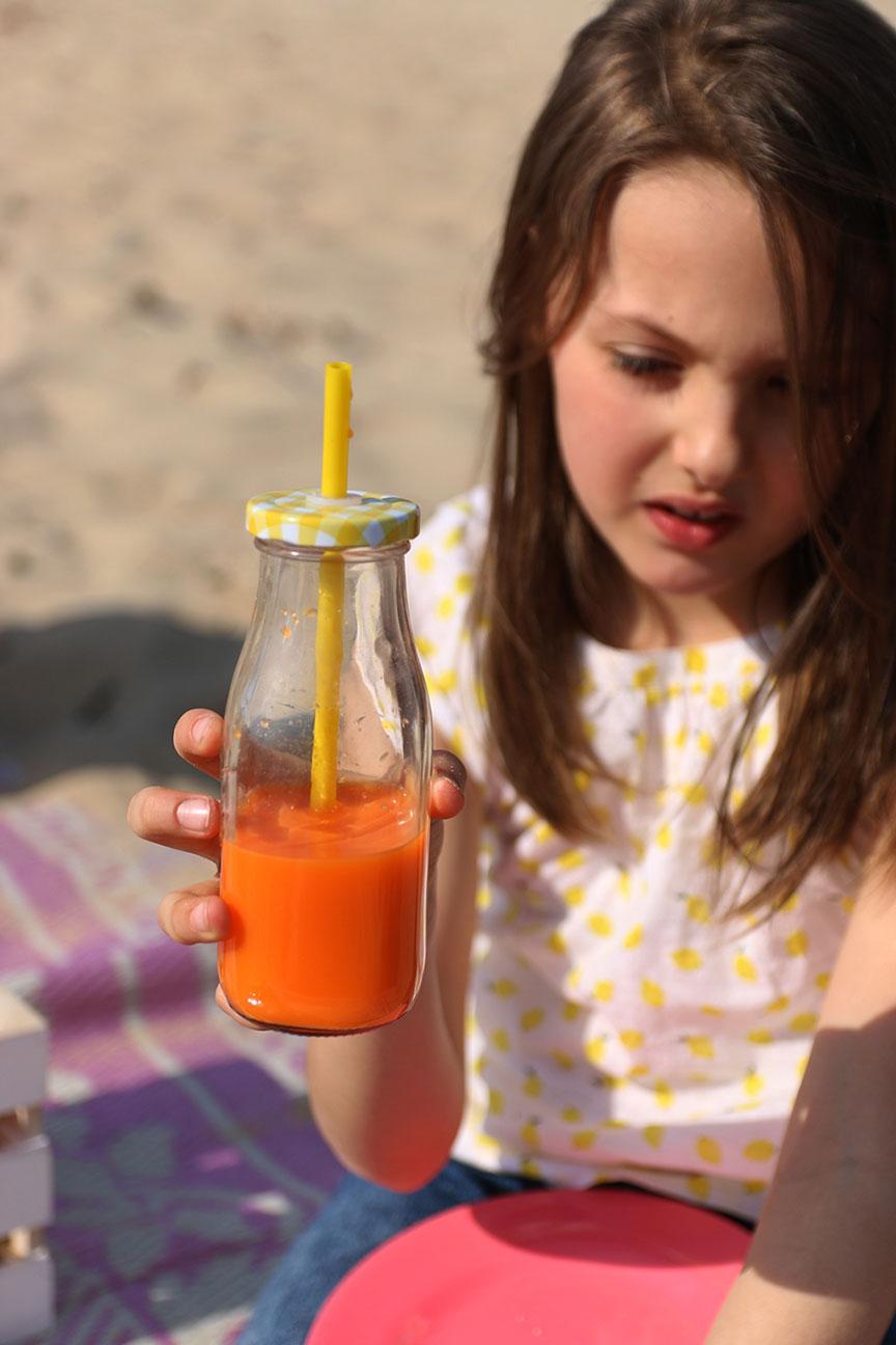 sok marchewkowy