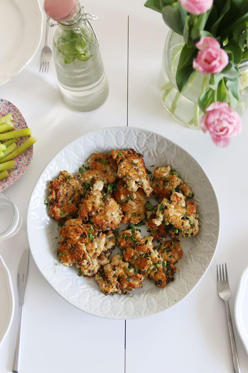 kotlety z indyka z warzywami