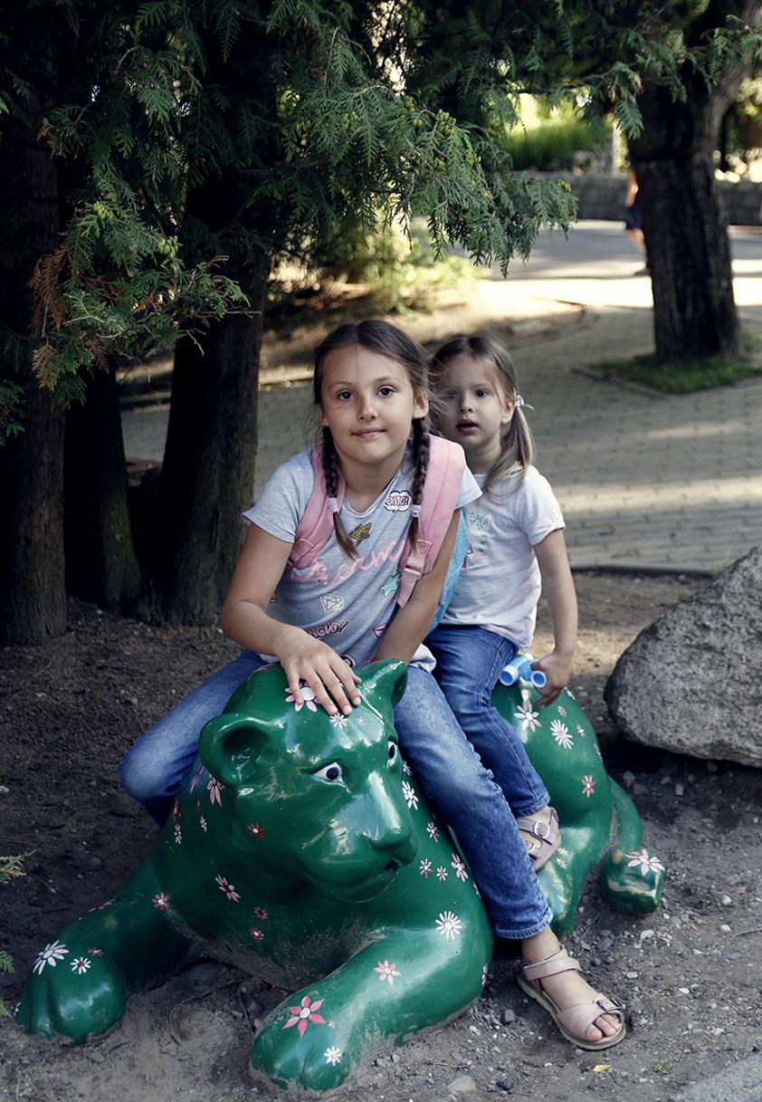 oliwskie zoo