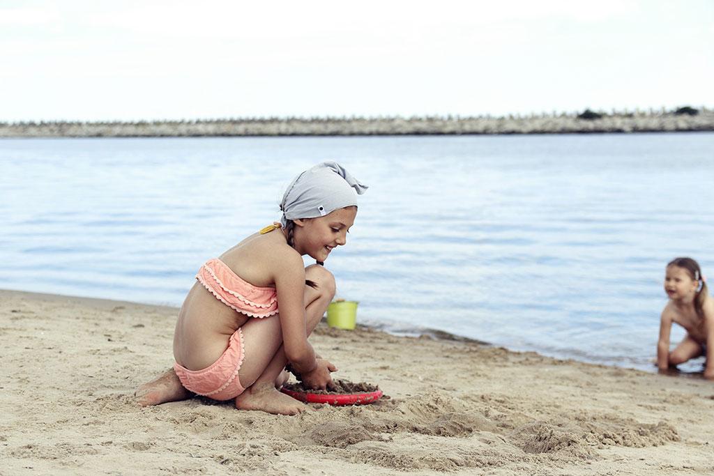 puste plaże