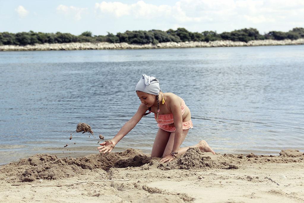 plaża nad Wisłą