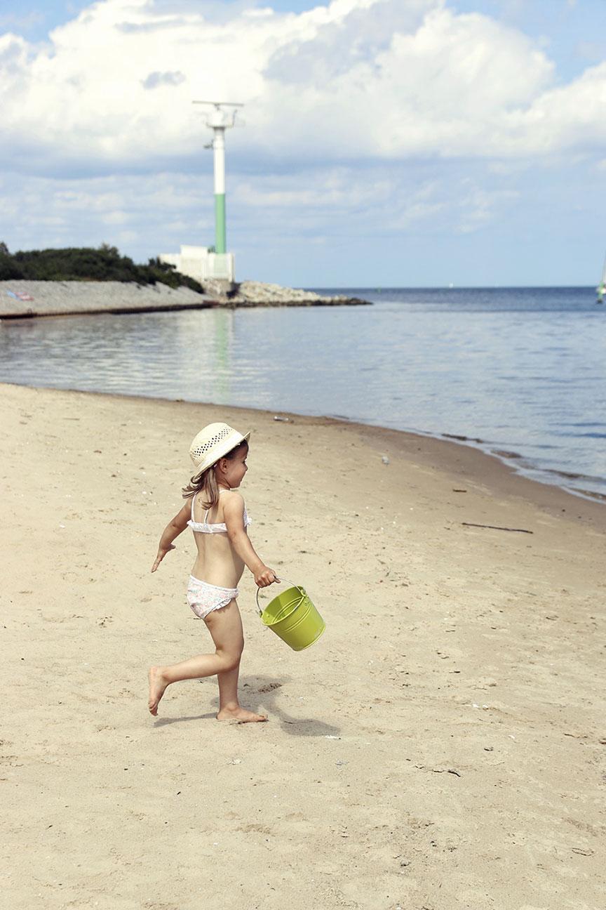 pusta plaża trójmiasto