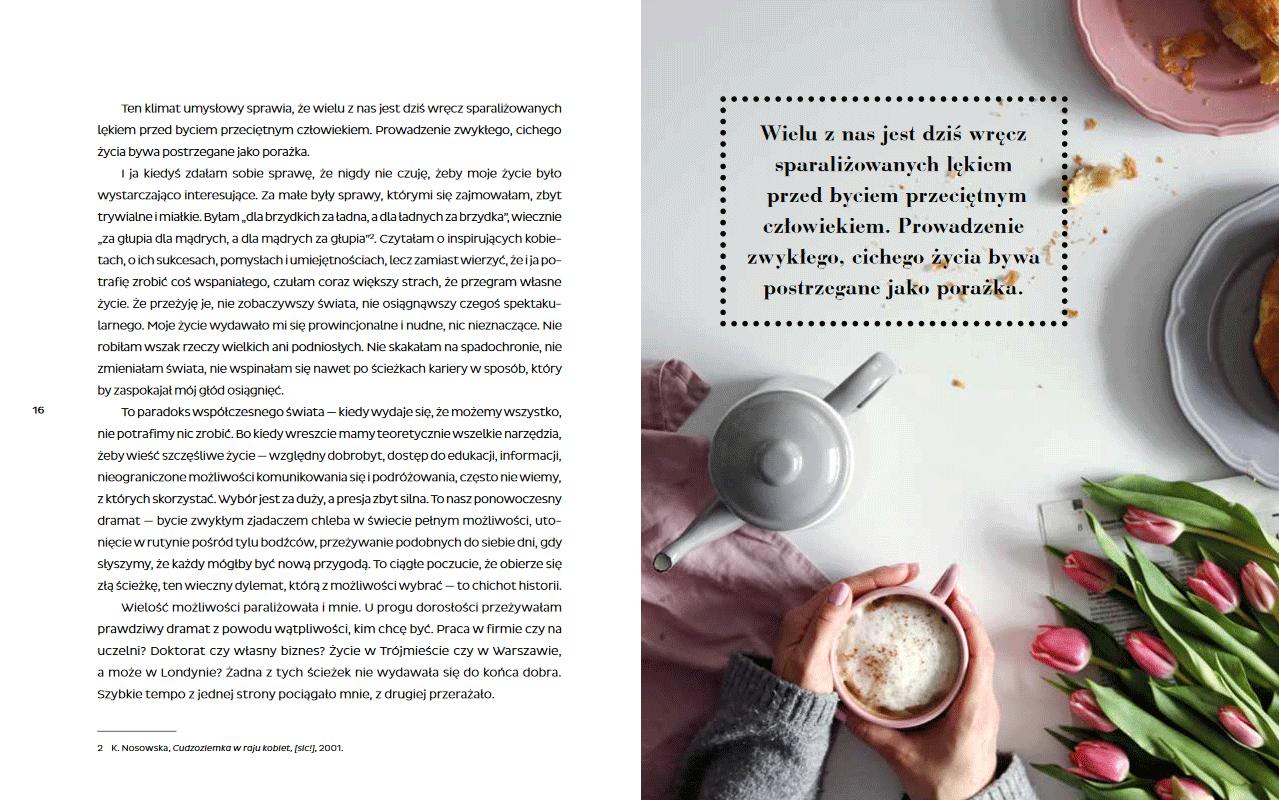 książka o szczęściu