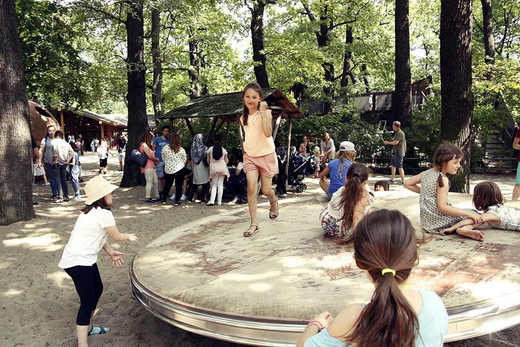 Berlin plac zabaw