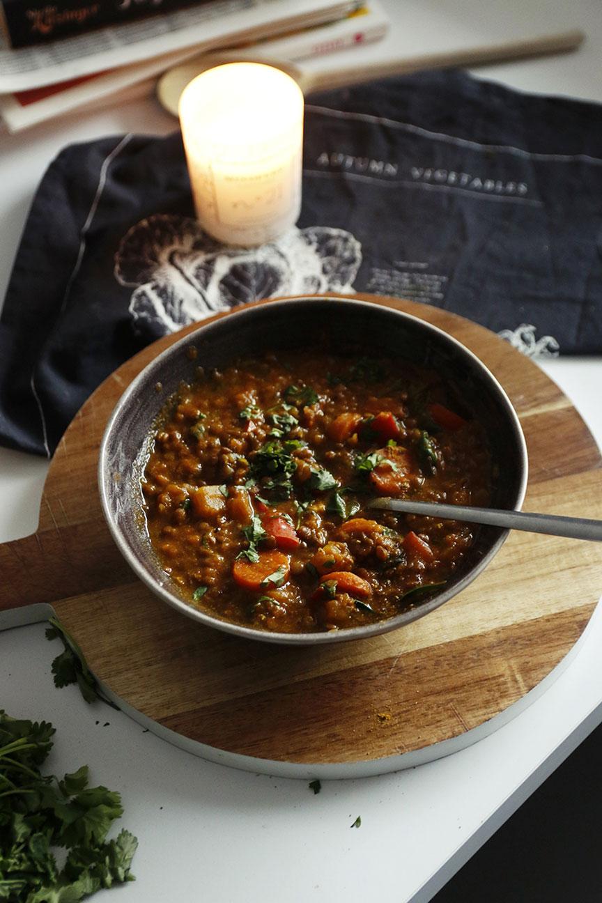curry przepis