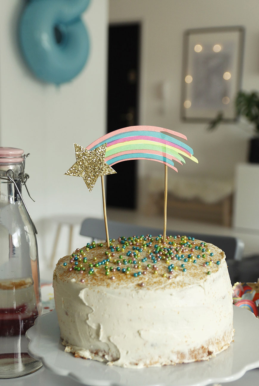 dekoracja na tort