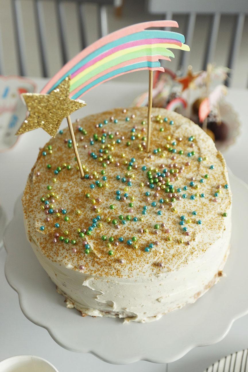 posypka na tort