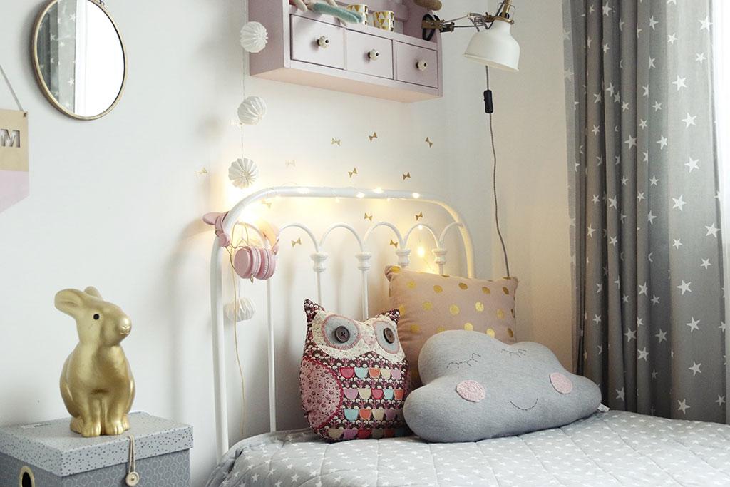 skandynawski pokój dziecięcy