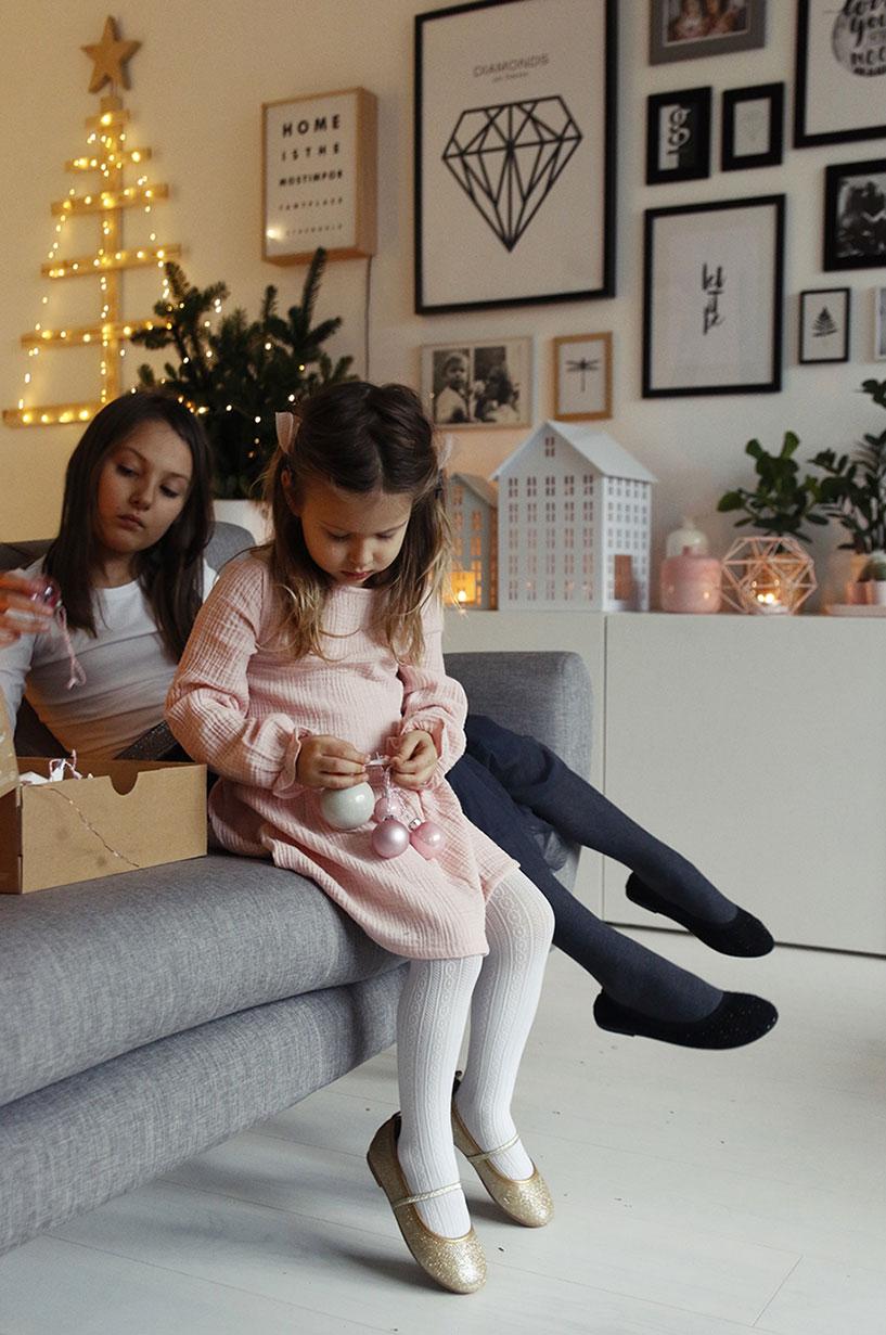 ubrania świąteczne dla dzieci