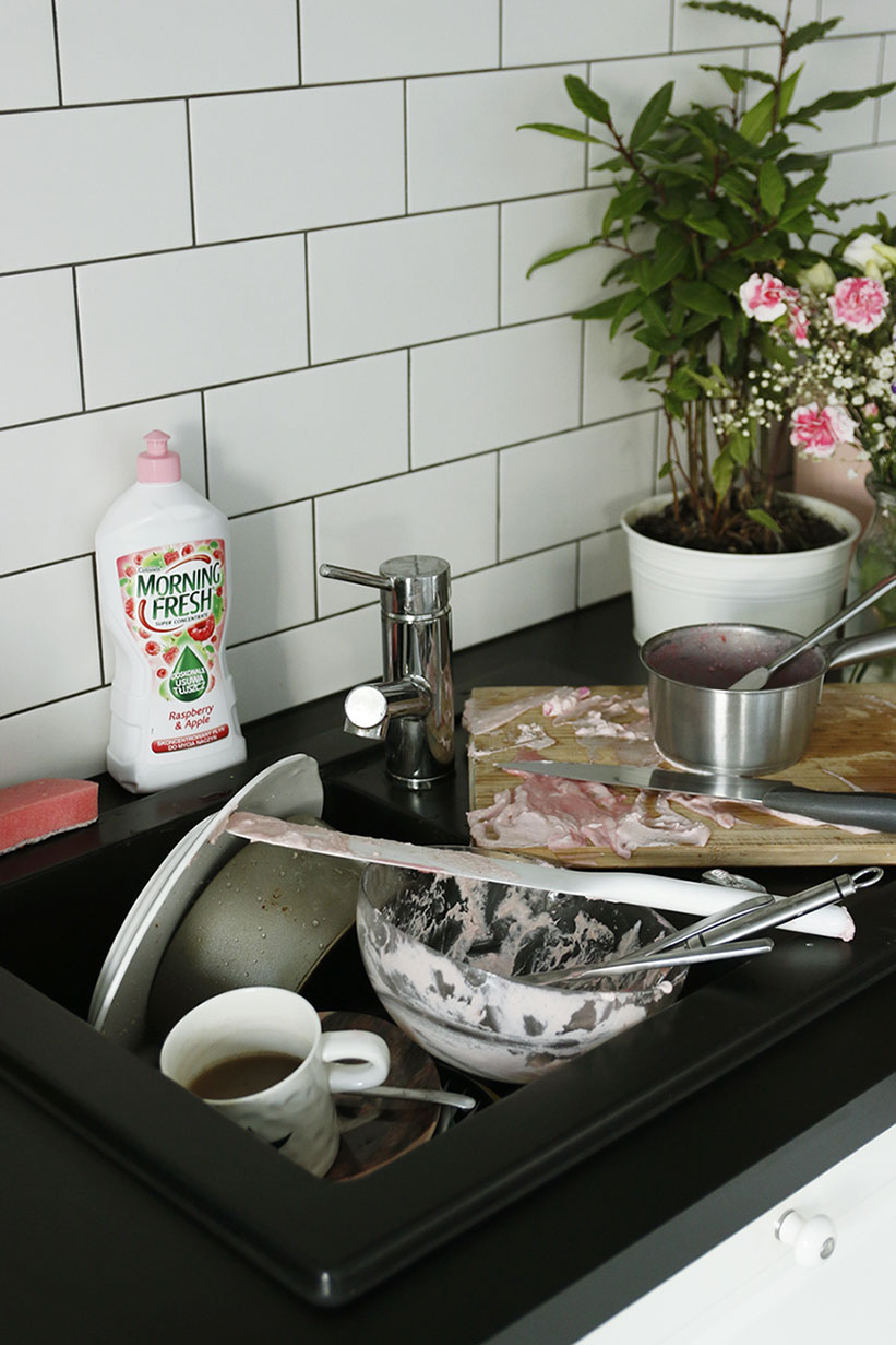 płyn do mycia naczyń
