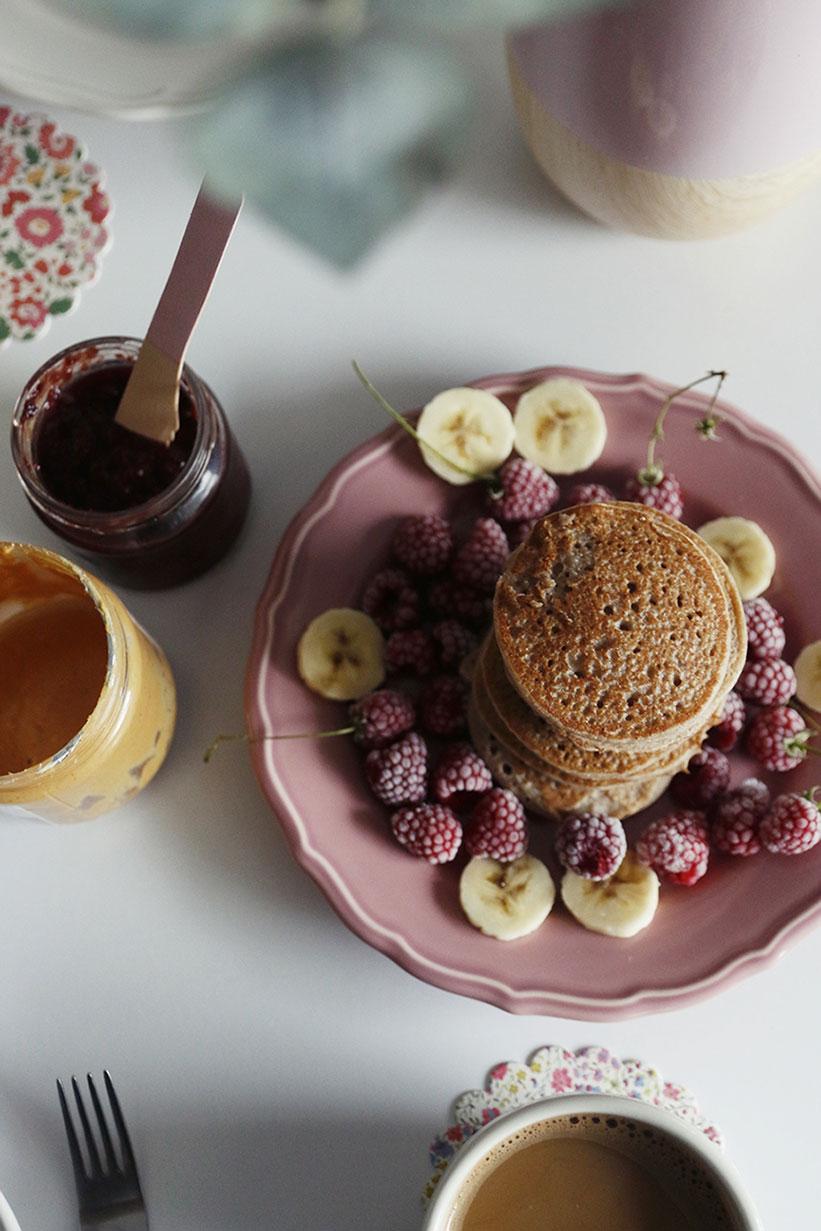 placuszki śniadaniowe
