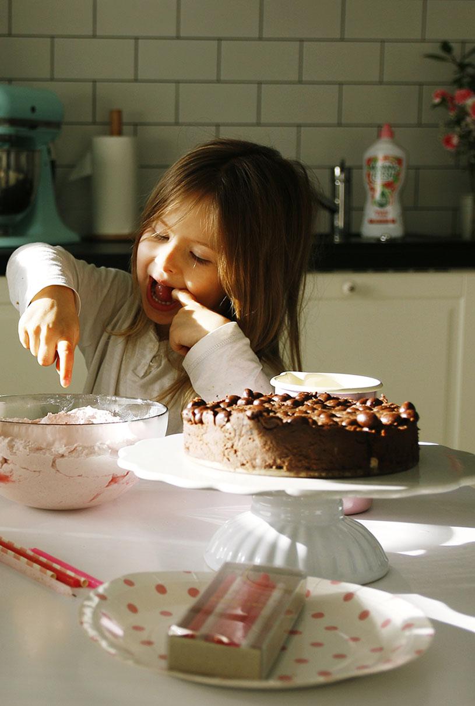 prosty krem do tortu