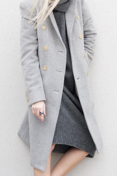 chen57-l-610x610-coat-tumblr-grey-grey+outfit-grey+coat-sweater+dress-midi+dress-knitwear-knitted+dress-turtleneck-turtleneck+dress-winter+outfits-winter+look