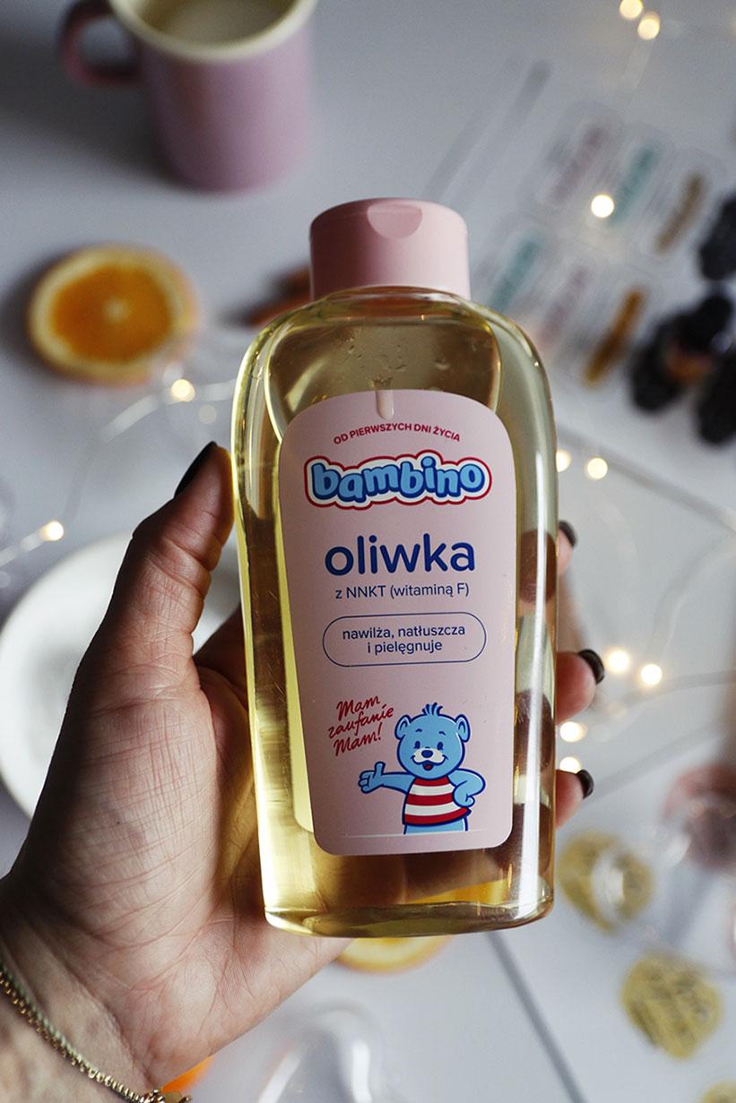 oliwka dla dzieci