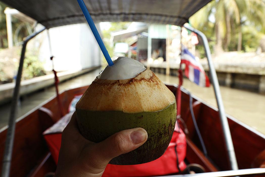tajlandia kokosy
