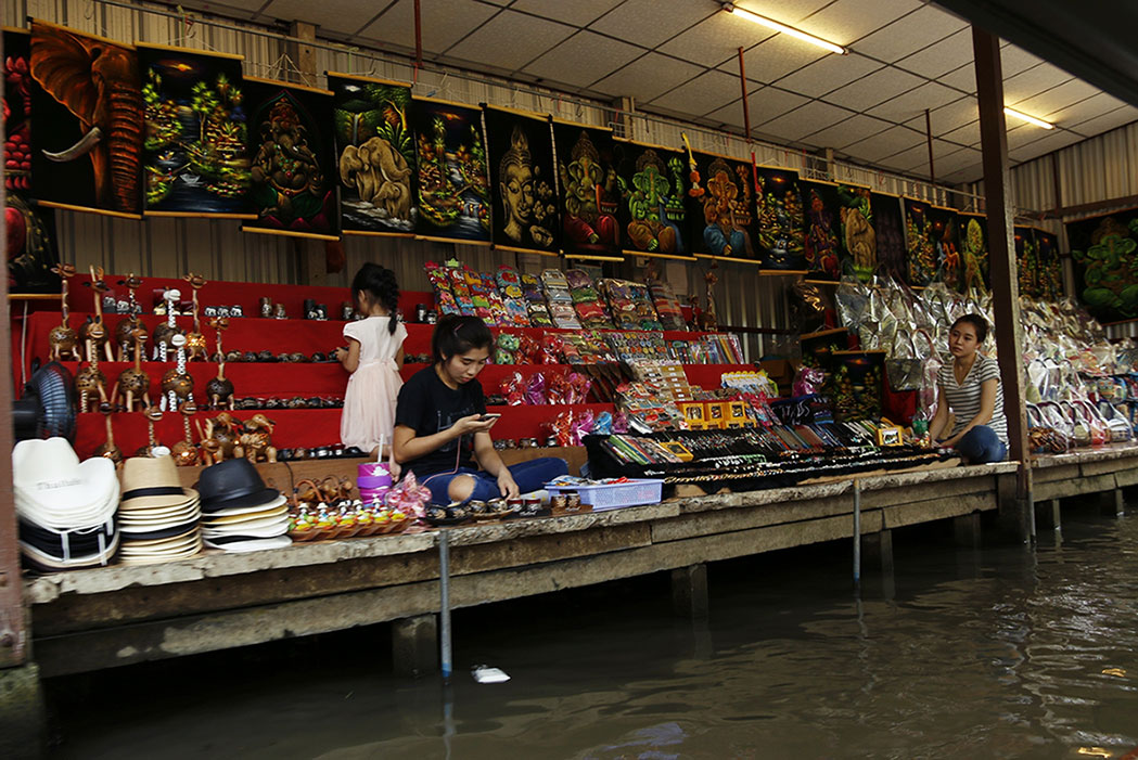 tajlandia market