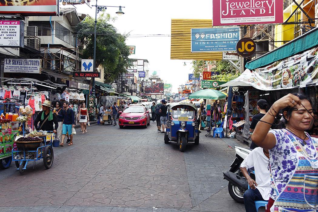 Bangkok Khoasan Road