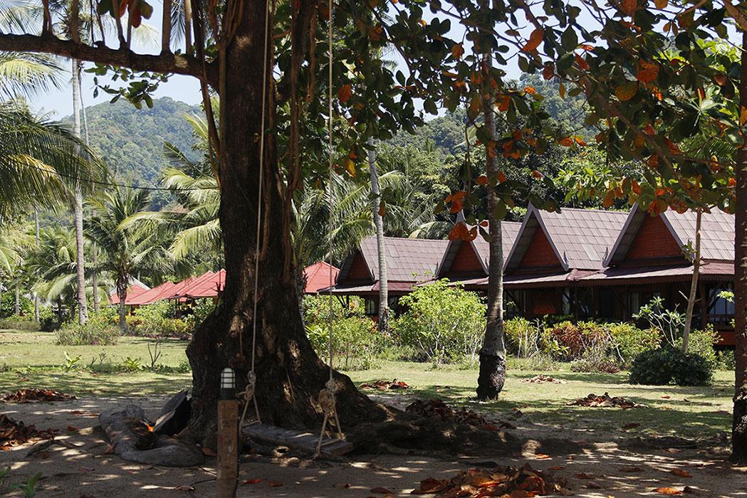 Koh Libong resort
