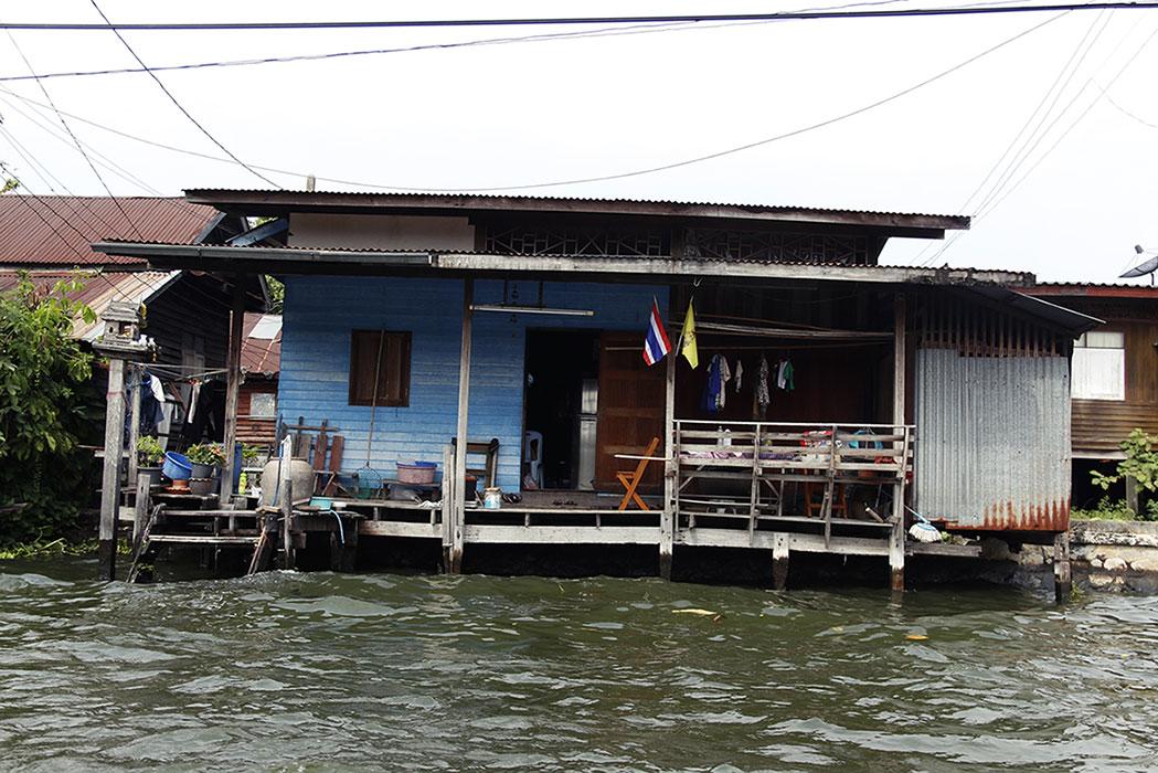 Bangkok rejs