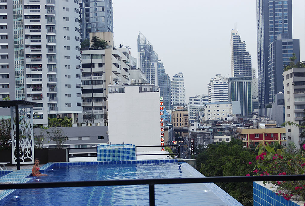 Bangkok basen