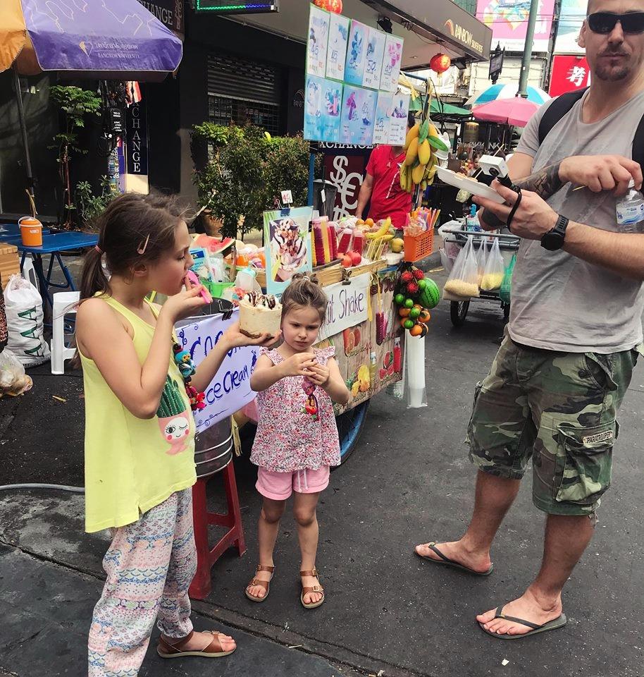 bankgkok street food