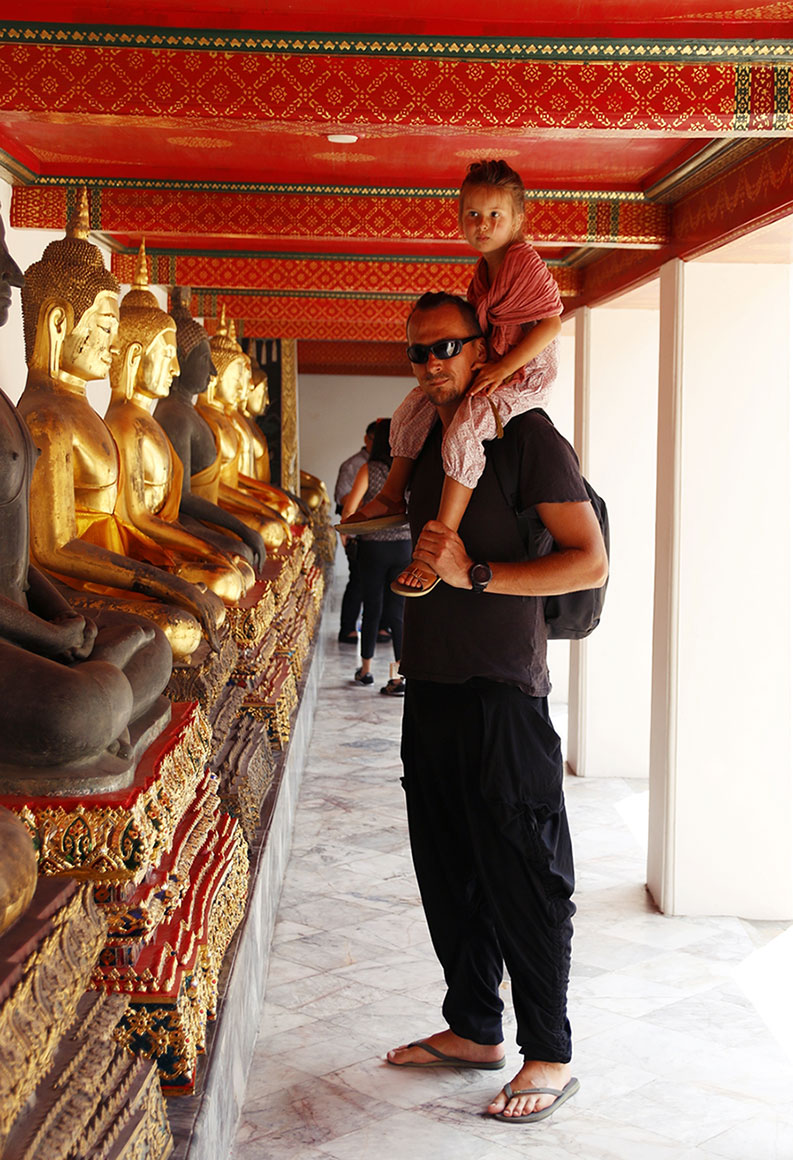 Bangkok świątynie