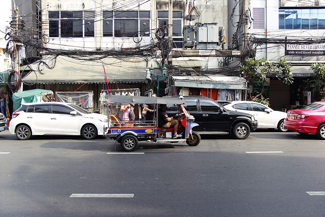 Bangkok tuk tuki