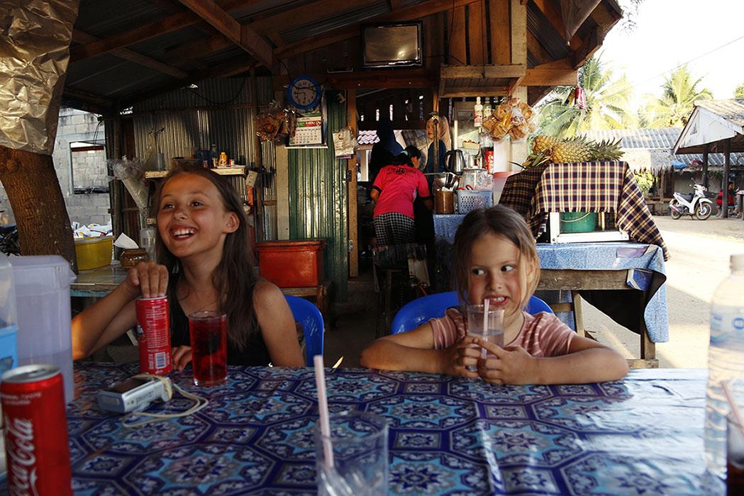 Tajlandia z dziećmi