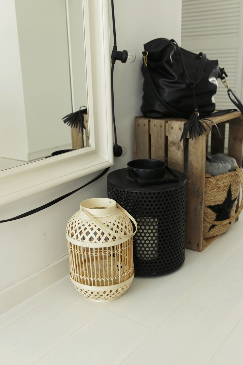 latarenka bambusowa