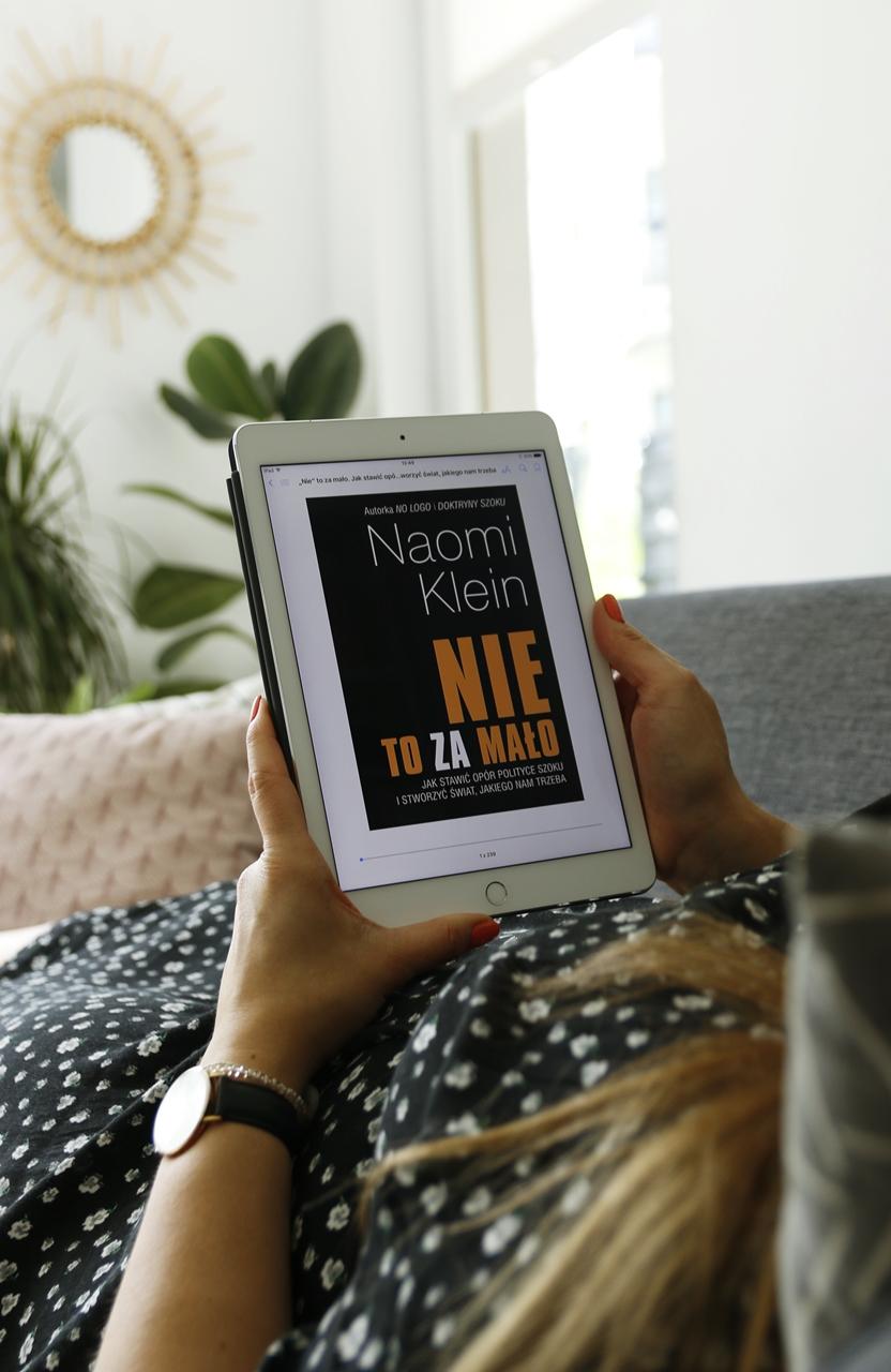 Nie to za mało e-book