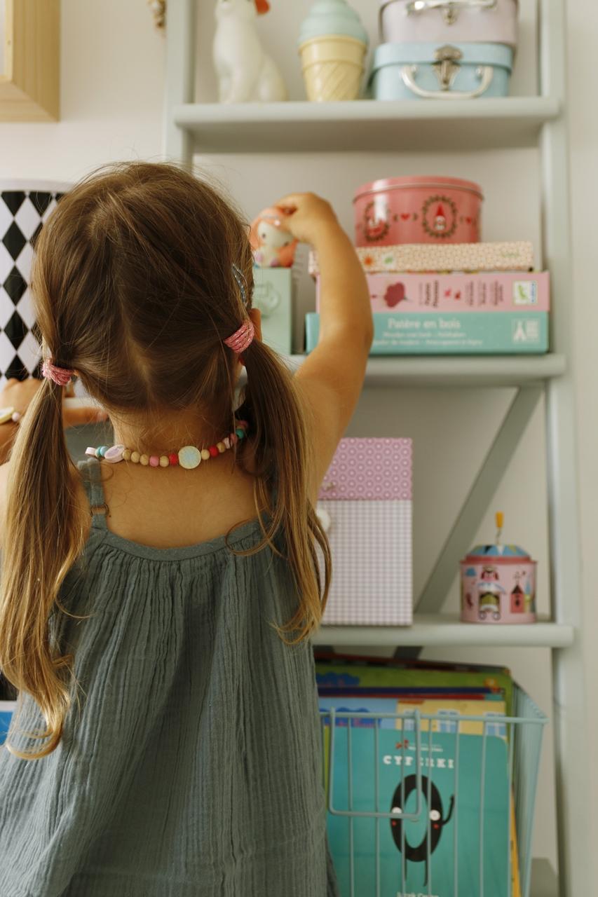 półka drabinka dla dziecka