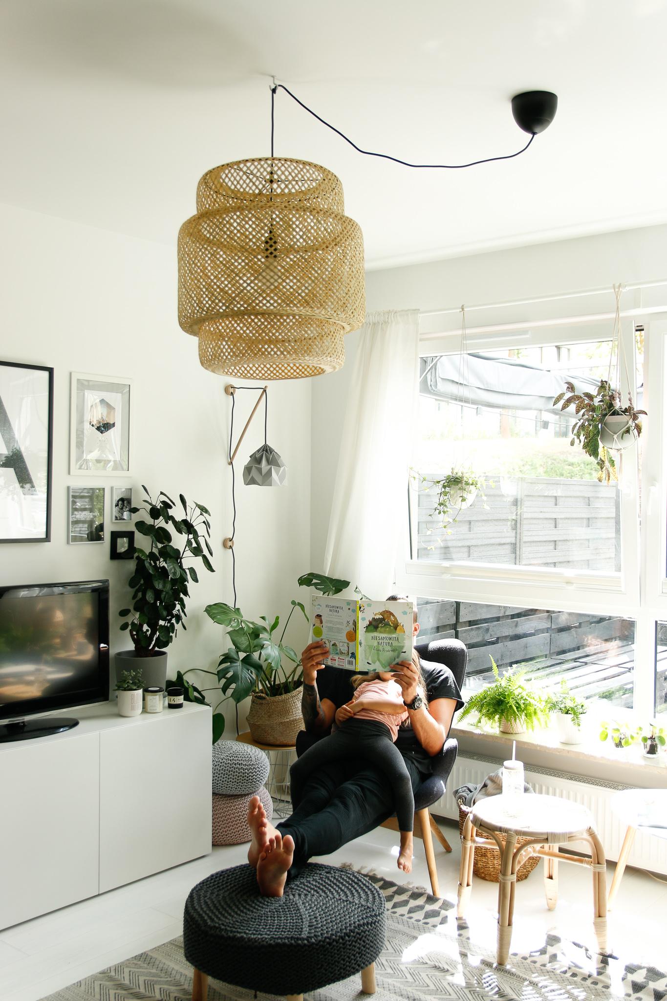 duża lampa sufitowa