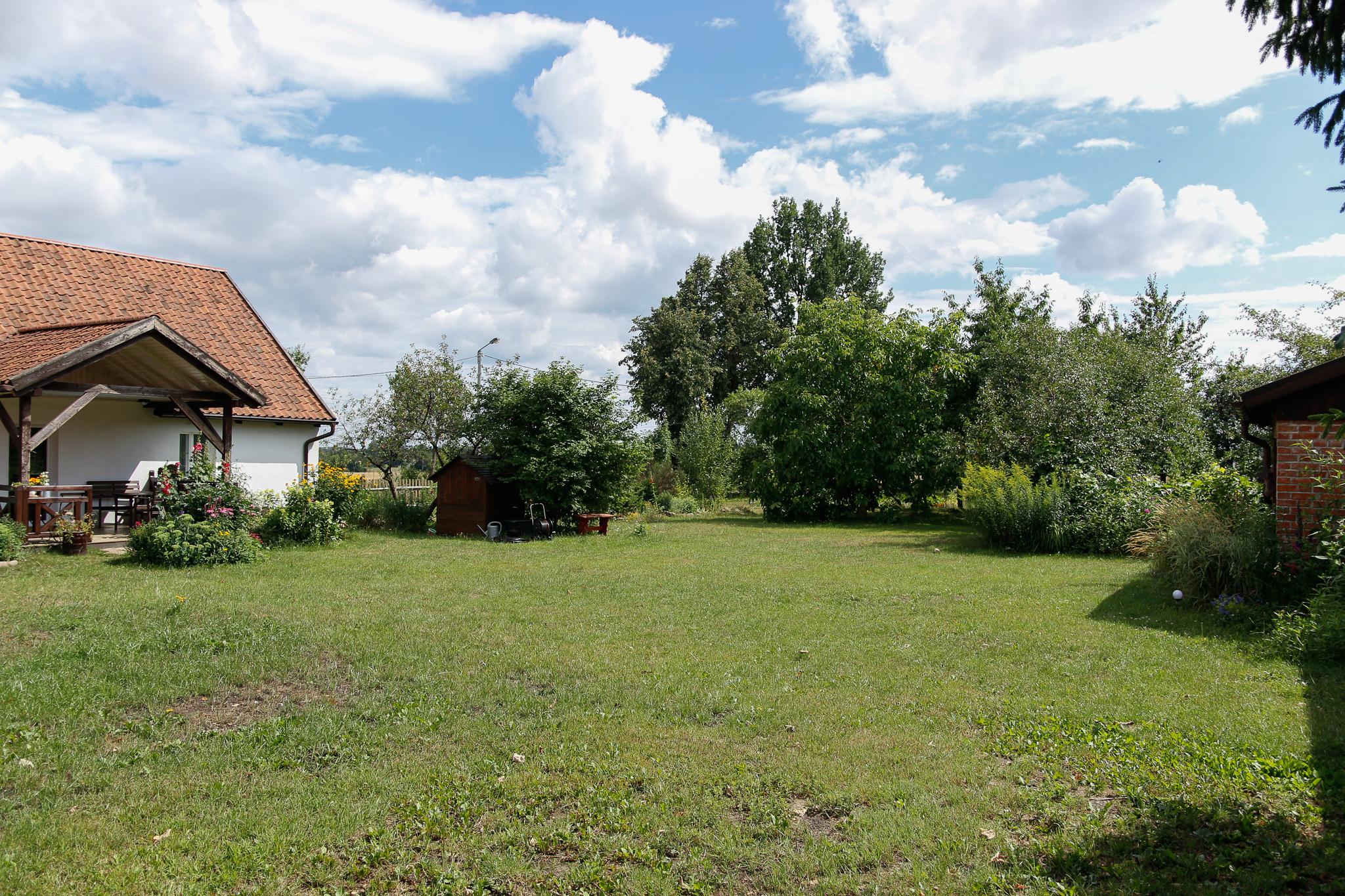 dom na wsi