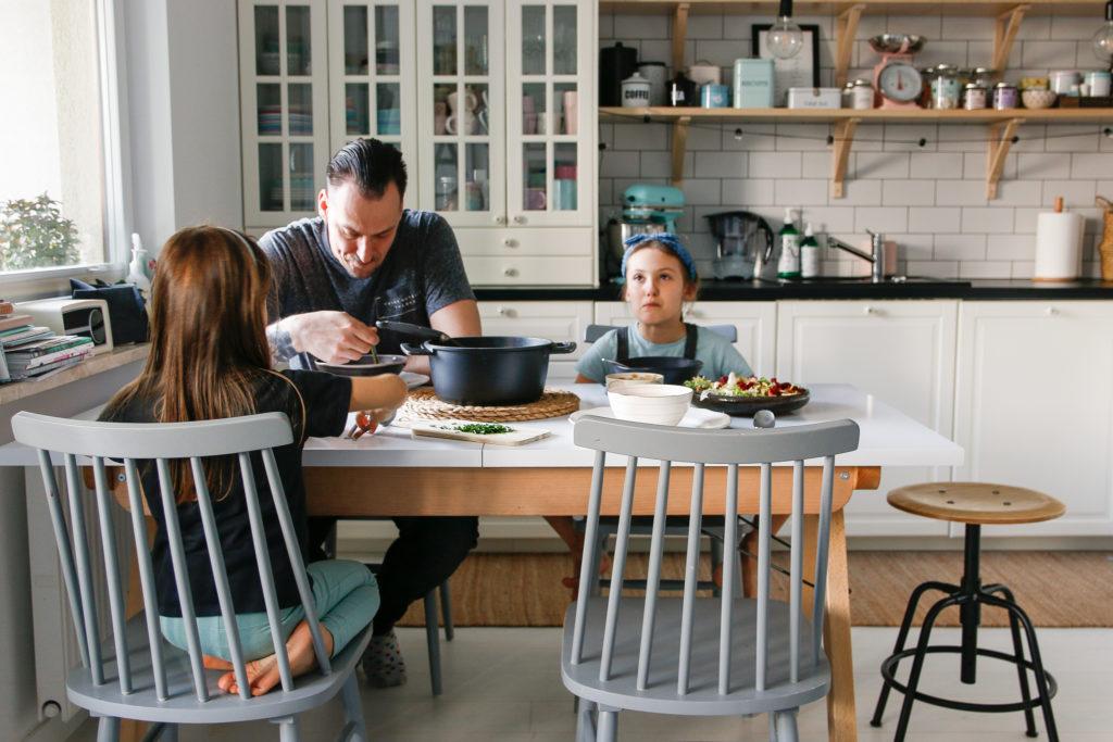 rodzinny obiad