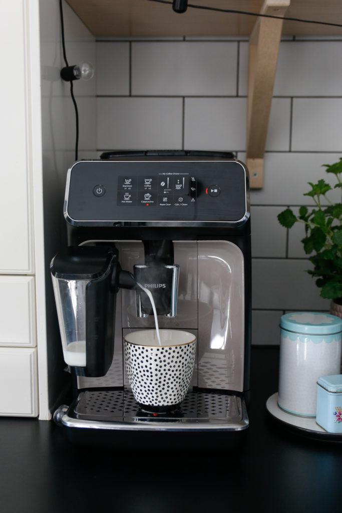 philips omnia latte go