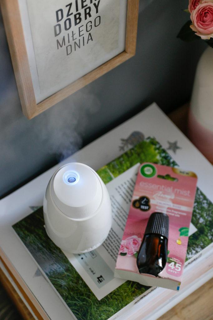 airwick essential mist