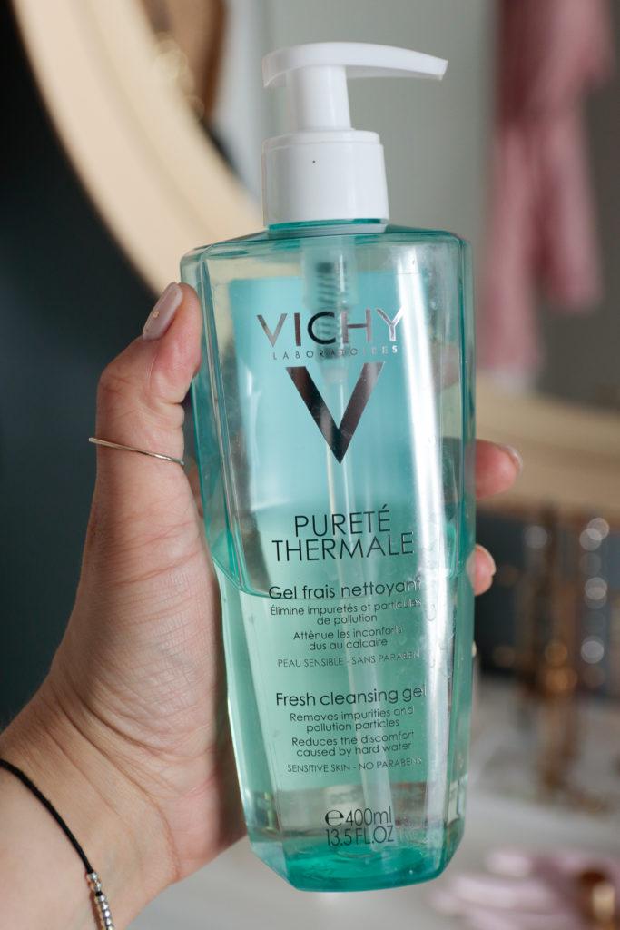 żel do mycia twarzy Vichy