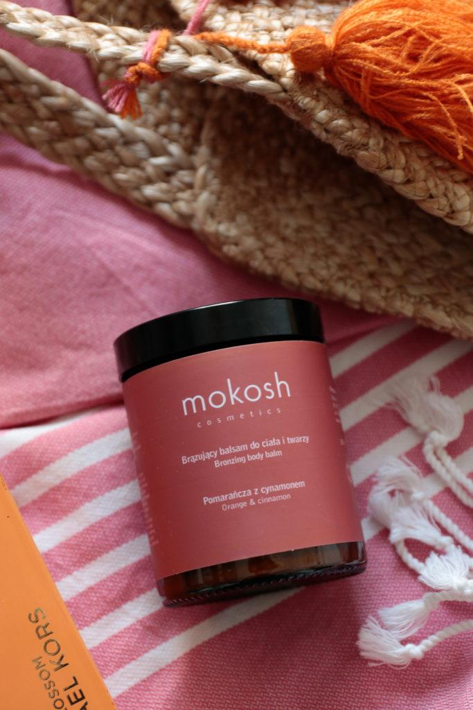 balsam brązujący Mokosh