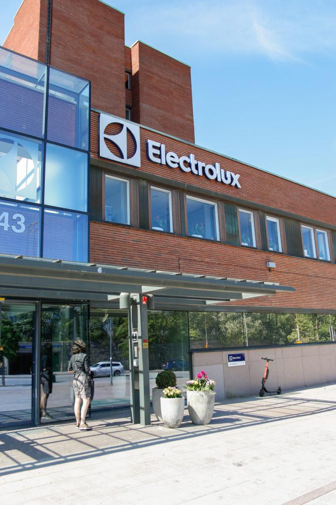 biuro electrolux sztokholm