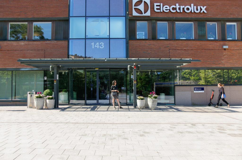 electrolux sztokholm