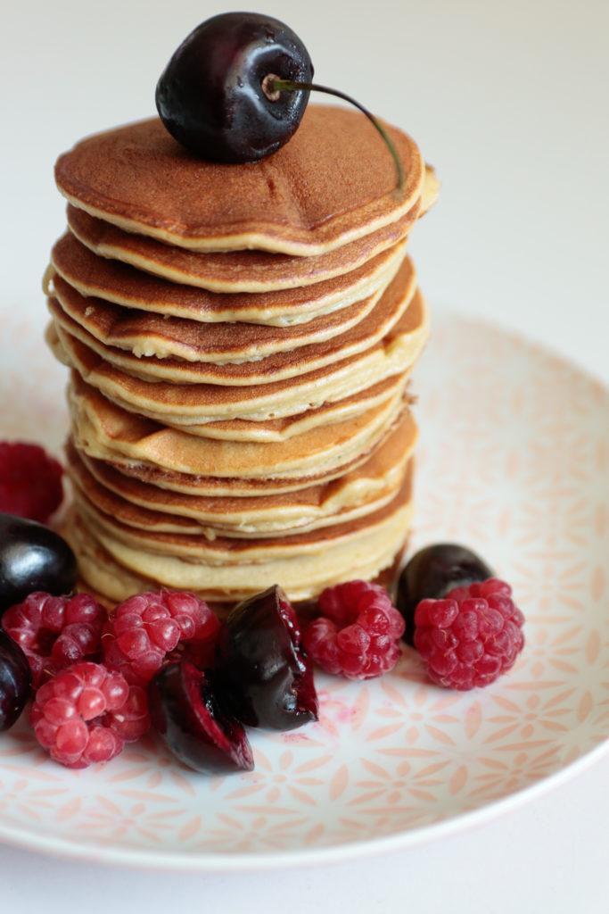 pancakes bez mąki